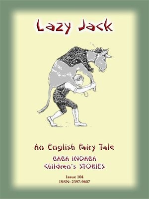 cover image of LAZY JACK--An Old English Children's Story